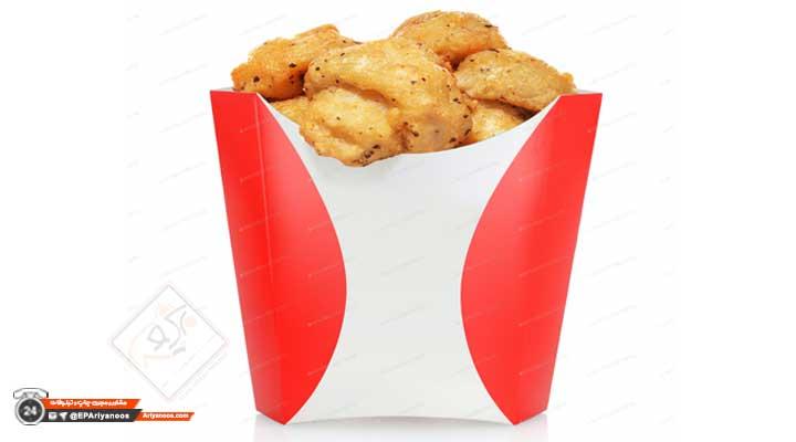 پاکت قارچ سوخاری | پاکت قارچ سوخاری ارزان | پاکت قارچ سرخ کرده | پخش عمده جعبه قارچ سوخاری | تولید جعبه قارچ سوخاری | تولید کننده عمده جعبه قارچ سوخاری | جعبه قارچ سوخاری | جعبه قارچ سوخاری ارزان قیمت | چاپ اختصاصی جعبه قارچ سوخاری | چاپ پاکت قارچ سوخاری | خرید انواع جعبه و پاکت قارچ سوخاری | خرید جعبه قارچ سوخاری | ساخت جعبه قارچ سوخاری | سفارش جعبه قارچ سوخاری | فروش پاکت قارچ سوخاری | قیمت جعبه قارچ سوخاری | چاپ جعبه قارچ سوخاری | طراحی انواع جعبه کنتاکی | جعبه کنتاکی | جعبه سوخاری | تولید جعبه سوخاری در تهران