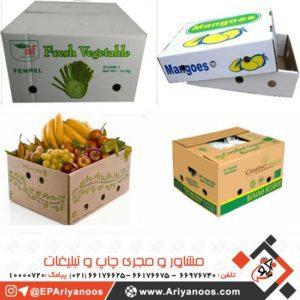 کارتن بسته بندی میوه صادراتی | کارتن میوه و تره بار | قیمت کارتن بسته بندی میوه | تولید کارتن میوه صادراتی | جعبه های صادراتی میوه | انواع کارتن میوه | جعبه های صادراتی میوه | کارتن صادراتی | تولید کارتن میوه | ساخت کارتن بسته بندی میوه | پخش عمده کارتن بسته بندی میوه | کارتن میوه ارزان قیمت | چاپ اختصاصی کارتن بسته بندی میوه | چاپ جعبه میوه